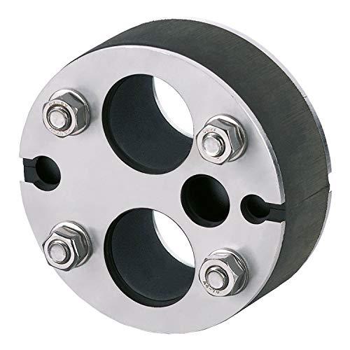 3P Mauerdurchführung DN 100 2X Ø 32 mm, 1x Ø 16 mm und 2 Kabel, dichtet die Zisterne an Durchführungsstellen ab