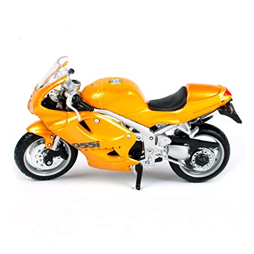 CYPP 1:18 para Triunfo Daytona 955i Motorcycle Bike Diecast Die-Modelo Modelo Adulto Juguetes para Niños