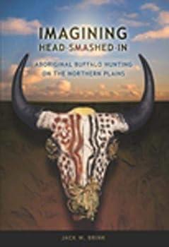 indian hunting buffalo