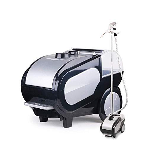 Máquina de planchado de prendas de vestir de tela Tamaño Vapor-completa Heavy Duty Profesional vaporizador con Percha, cepillo, anti-quemaduras, 1500W de alta potencia multi-ángulo de planchado al vap