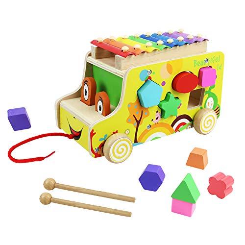Xilofono Madera Infantil Instrumentos Musicales Infantiles