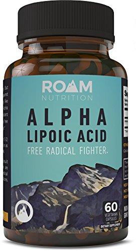 250mg Alpha Lipoic Acid by Roam Nutrition