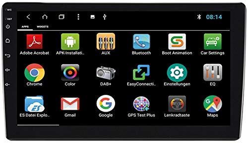 ESX VN1015-MA-DAB-1DIN - 1-DIN Navigation mit Touchscreen/DAB/Bluetooth/TMC/USB / 3D / SD