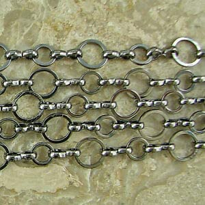 8mm Copper Brass Special price for a limited time Ring safety findings Chain Foot one