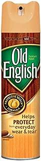 Old English Furniture Polish, Almond 12.5 oz Can