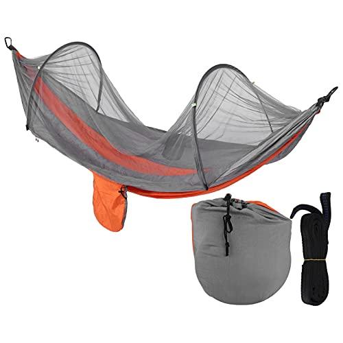 Faviu Automatische Speed Open Hängematte mit Moskitonetz für Outdoor Camping Wandern Picknick