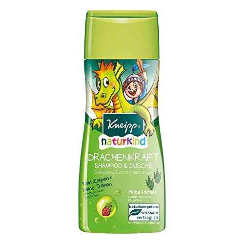 KNEIPP naturkind Drachenkraft Shampoo & Dusche 200 ml