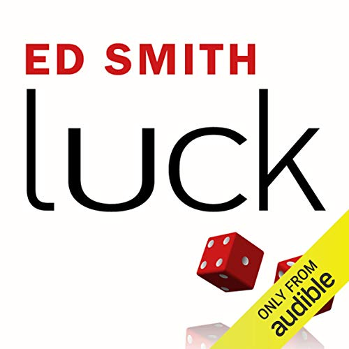 Luck audiobook cover art