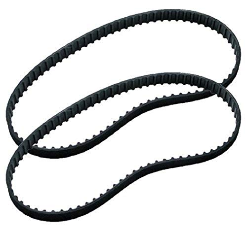 Apex Tool Supply Cog Drive Belt Replacement For Ryobi (BD46075) 2 Pack