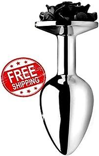 Black Wonderful Lightweight Aluminum Plug Pattern 2552