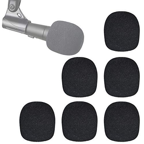 SM58 Cubiertas de Esponja- Funda de Esponja de Micrófono Globular de Shure...
