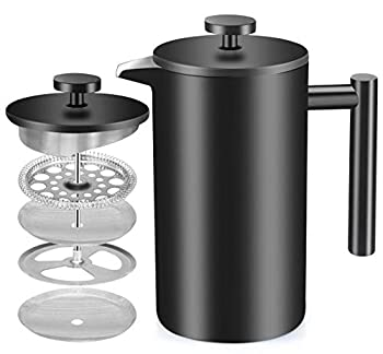 french press double wall