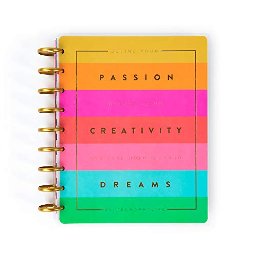 Classic Vertical Happy Planner - Define Your Passion - 12 Months