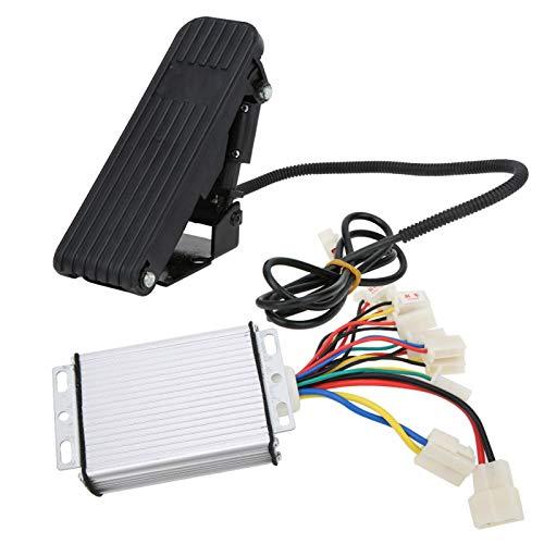 Tomanbery Controlador de Bicicleta eléctrica Pedal de aleación de Aluminio Controlador de...