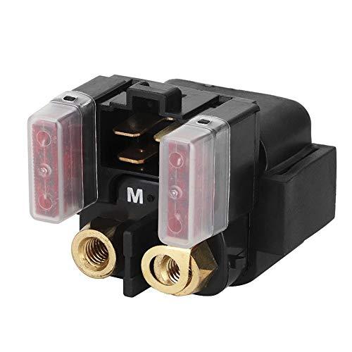 Suuonee Starter Relay Solenoid, Motor Solenoid Relay Starter Magnetschalter Passend für 58211058000