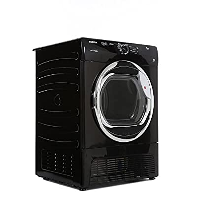 Hoover VTC591BB-80 9KG Condensor Tumble Dryer with Sensor Drying