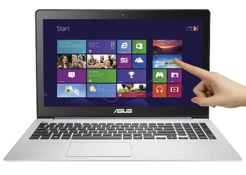 ASUS Laptop VivoBook V551LB-DB71T Intel Core i7 4500U (1.80 GHz) 8 GB Memory 1 TB HDD NVIDIA GeForce GT 740M 15.6' Touchscreen Windows 8 64-Bit [Discontinued By Manufacturer]