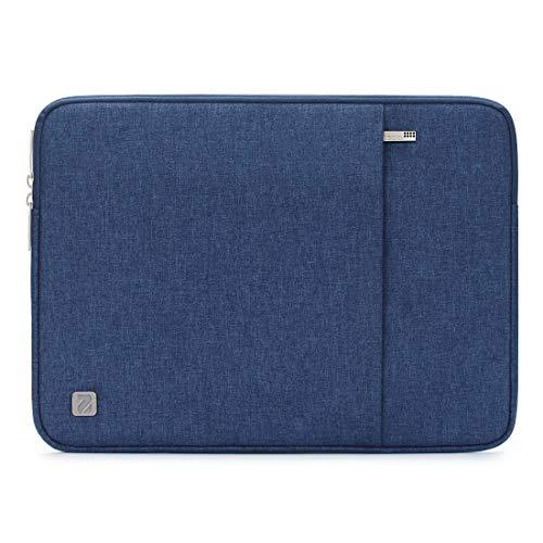"NIDOO 14 Pollici Laptop Sleeve Custodia Borsa Custodie Morbide Protettiva Notebook Porta PC Case Portatile Computer Tablet per 14"" HP Stream 14 / Lenovo ThinkPad X1 Yoga / 14"" ThinkPad A475, Blu"