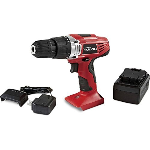 Hyper Tough 18v cordless drill by Hyper Tough
