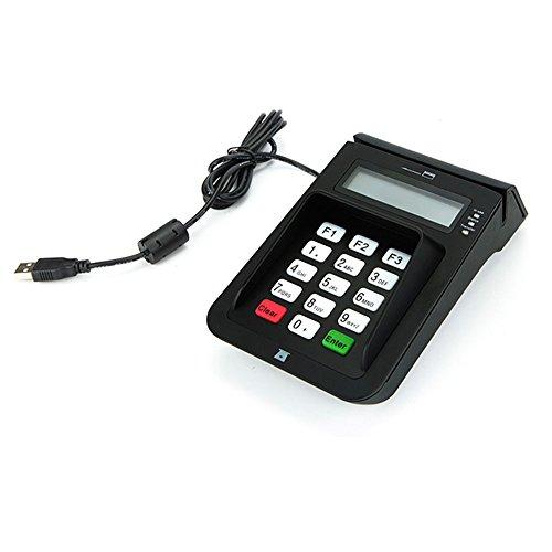 Lector NFC/RFID Lector de Tarjetas Inteligentes E7-UC-13-A0 USB ISO14443 A /7816 Apoyo sin Contacto Tarjeta + 2pcs S50 Tarjetas