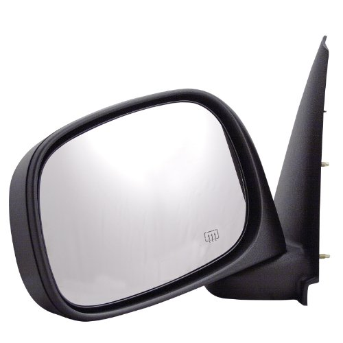 TYC 4310332 Compatible with Dodge Ram Pickup Driver Side Power Heated Replacement Mirror