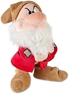 5Star-TD Disney Store Snow White and The Seven Dwarfs 11' Grumpy Plush Doll