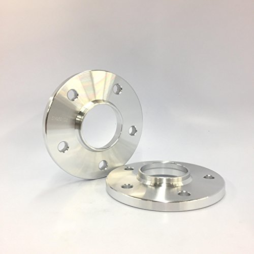"Customadeonly 2 Pieces 0.59"" 15mm Hub Centric Wheel Spacers 5x120 Bolt Pattern 72.6 Center Bore Fits BMW"