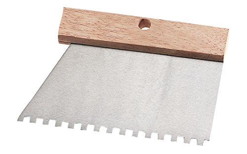 Fartools 113916 mes lijm roestvrij staal 185 mm tanden 8 mm