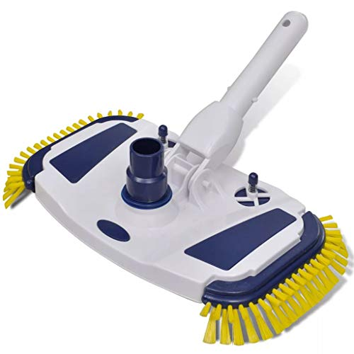 Find Bargain vidaXL Pool Vacuum Head Cleaner Brush