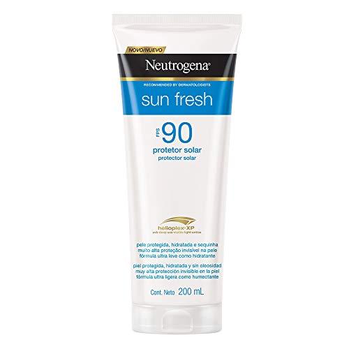 Sun Fresh FPS 90, Neutrogena, 200 Ml