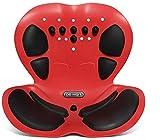 Asiento correctivo de la postura sentada, soporte lumbar Sombra de automóvil Pads absorbentes del asiento Cojín de asiento sentado Postura Corrección Pads para la silla de comedor de la oficina de seg