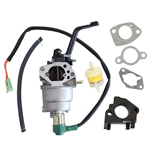 HQparts Manual Carburetor for General Power Products APP6000 OHV13H 6000W Generator