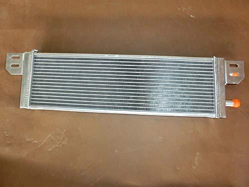 533 x 168 x 56 mm Luft zu Wasser Ladeluftkühler Turbo Aluminium Flüssigwärmetauscher Universal 53,3 x 16,8 x 5,7 cm Frontmontage