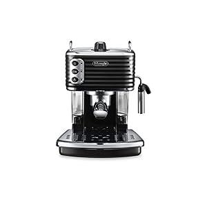 DeLonghi ECZ351.BK Cafetera Semi-automática, Independiente, 1100 W, 1.4