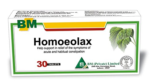 Homoeolax Gentle Natural Laxative Tablets - Herbal Alternative Remedy By Bestmade For Safe &Amp; Rapid Relief Of Constipation