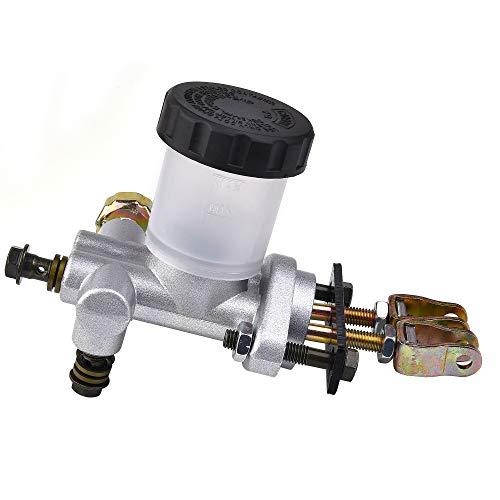 Hauptbremszylinder Brake Master Cylinder Kompatibel mit Kinroad Ersatz für Baja Sunl 90cc 110cc 150cc 200cc 250cc Go Kart Dune Buggy