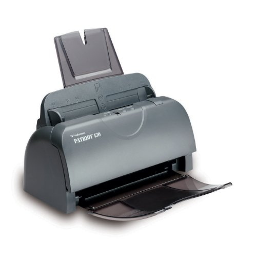 Review Visioneer Patriot 430 TAA-Compliant Duplex Color Scanner