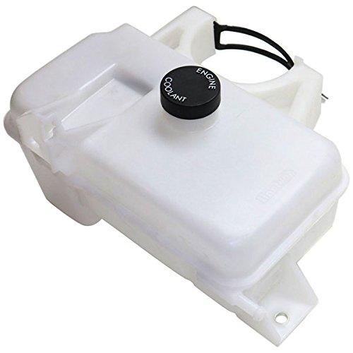 Koolzap For 02-09 Trailblazer Rainier Coolant Reservoir Overflow Bottle Expansion Tank w/Cap