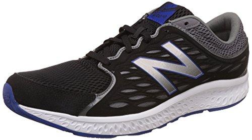 New Balance 420, Sneaker Uomo, Nero (Black/Grey), 43 EU