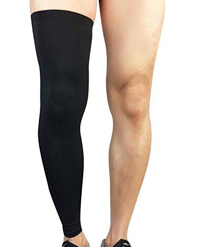 Qitun Soporte deportivo y Protector para Rodillas, Rodillera Extensible, Adecuado para Hombres y Mujeres (Envoltura única)