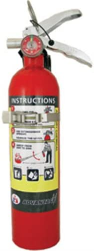 Badger Advantage 2.5 lb ABC Chicago Mall Fire Vehicle w Cheap mail order shopping Extinguisher Bracket