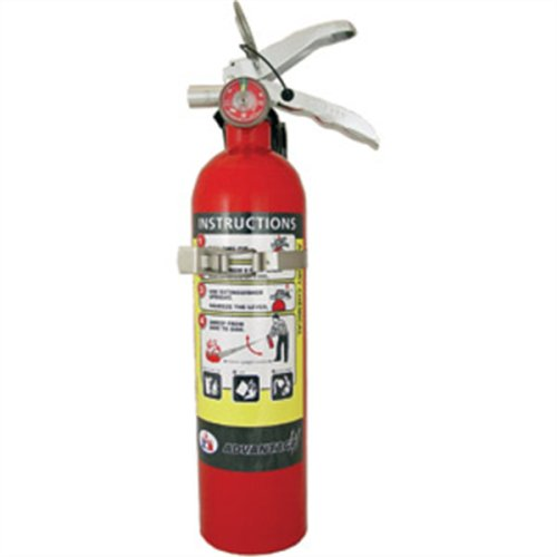 Badger Advantage 2.5 lb ABC Fire Extinguisher w Vehicle Bracket 21007865