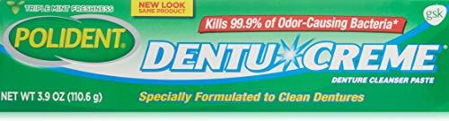 Polident Dentu-Creme 3.90 oz (Pack of 3)
