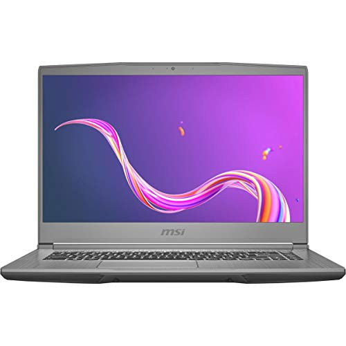 MSI Creator 15M A10SE-421 15.6' 144Hz FHD Creator Laptop Intel Core i7-10750H RTX2060 16GB...