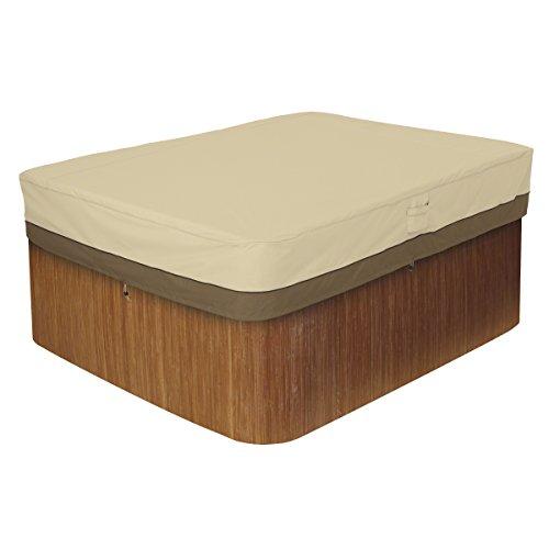Classic Accessories Veranda Water-Resistant 94 Inch Rectangular Hot Tub Cover