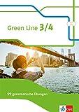Green Line 3/4: 99 grammatische Übungen (G8 und G9) Klasse 7/8