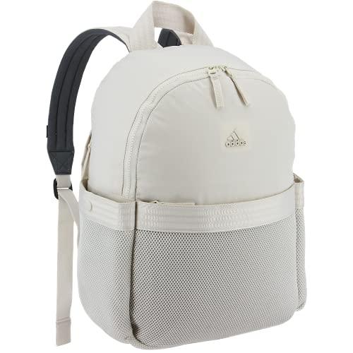 adidas Damen VFA 3 Sport Rucksack, Damen, Rucksacktasche, VFA 3 Sport Backpack, Alumina Beige, Einheitsgröße