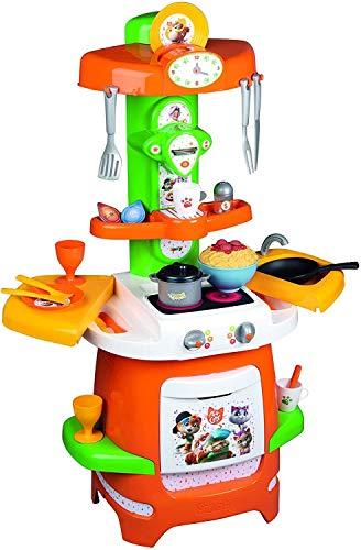 Smoby - 44 Gatti La Cucina di Nonna Pina, + 18 mesi, 7600311906