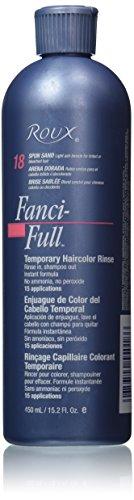 Roux Colorant temporaire Fanci-Full 18 Spun Sand 450 ml