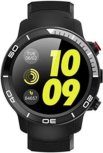 JSL Reloj GPS Altimiter barómetro tiempo reloj inteligente para mujeres hombres corazón y presión arterial Hr Fitness Tracker podómetro correr al aire libre